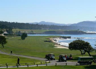 California Golf Coast Courses Monterey Pismo Beach Half Moon Bay